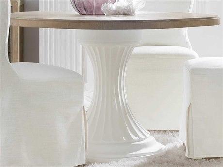 Hooker Furniture Modern Romance Medium Wood 48'' Wide Round Dining Table