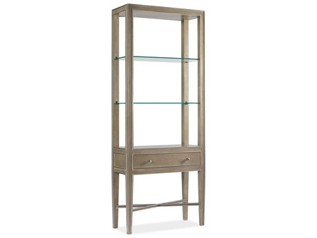 Hooker Furniture Modern Romance Medium Wood Etagere HOO165210443MWD