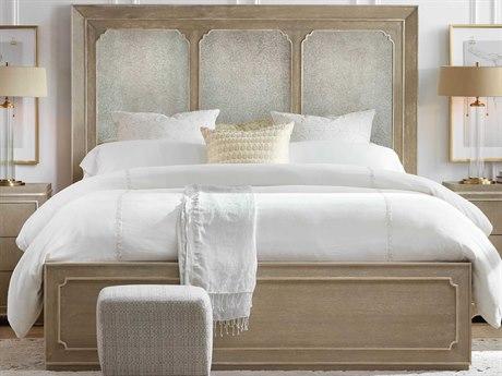 Hooker Furniture Modern Romance Medium Wood King Panel Bed