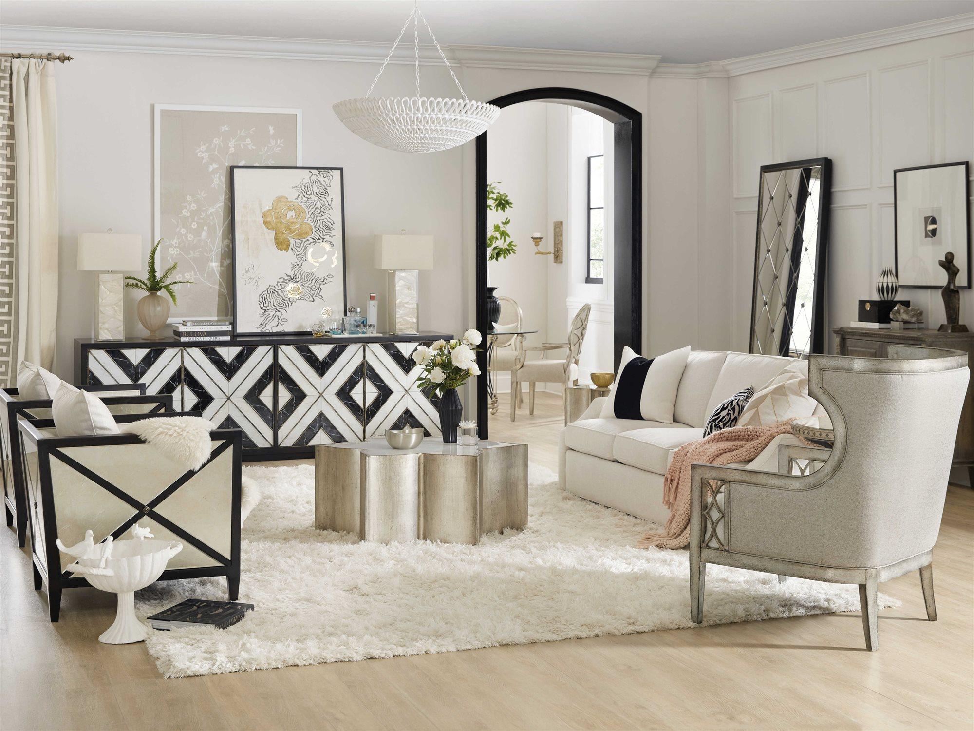 Hooker Furniture Sanctuary 2 Living Room Set