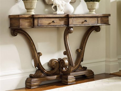 Hooker Furniture Sanctuary 60''L x 13''W Rectangular Console Table HOO302285001