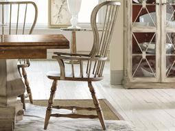 Sanctuary Drift & Dune Dining Arm Chair