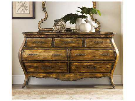 Hooker Furniture Sanctuary Bling Double Dresser HOO301690002