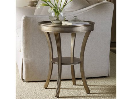 Hooker Furniture Sanctuary 22'' Wide Round Accent End Table