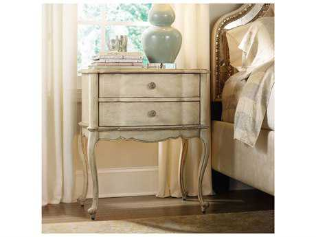 Hooker Furniture Sanctuary Pearl Essence 2 Drawers Nightstand