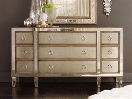 Hooker Furniture Sanctuary Avalon Nine-Drawer Triple Dresser HOO541490002
