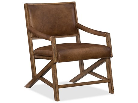 Hooker Furniture Saylor Checkmate Pawn X-Arm Accent Chair