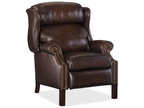 Hooker Furniture Rc Sedona Vortex / Dark Wood Recliner Chair HOORC214203