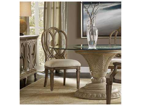 Hooker Furniture Solana Light Wood Side Dining Chair