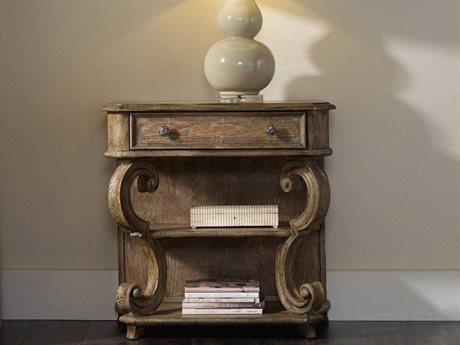 Hooker Furniture Solana Light Wood 32''W x 18''D Rectangular Nightstand