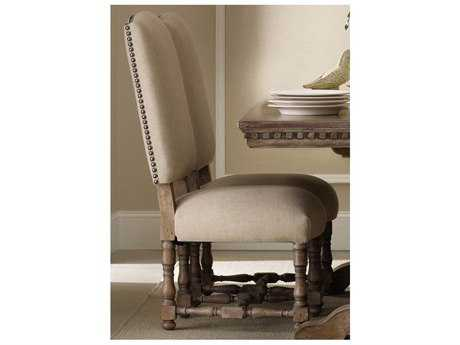Hooker Furniture Sorella Antique Taupe Dining Side Chair (Sold in 2)