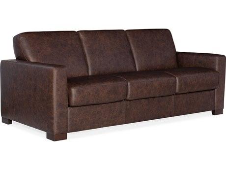 Hooker Furniture Ss Rancho Chestnut / Dark Wood Sofa Bed HOOSS720SL3089