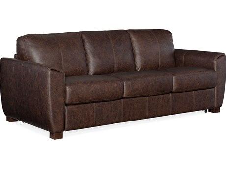 Hooker Furniture Ss Rancho Chestnut / Dark Wood Sofa Bed HOOSS721SL3089