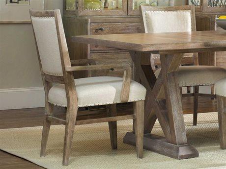 Hooker Furniture Studio 7H Scandinavian Dining Arm Chair