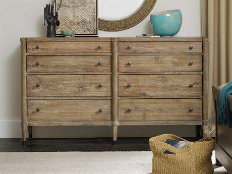Hooker Furniture Studio 7H Scandinavian Annika Double Dresser HOO538290002