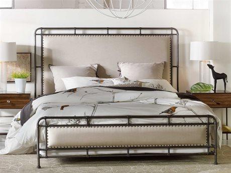 Hooker Furniture Studio 7H Rustic Chic Queen Size Panel Bed