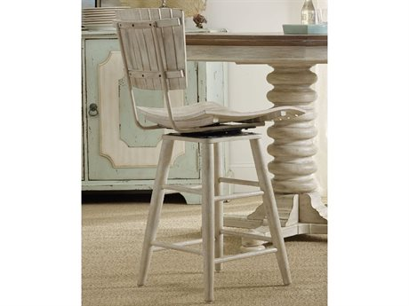 Hooker Furniture Sunset Point White, Cream & Beiges Counter Stool