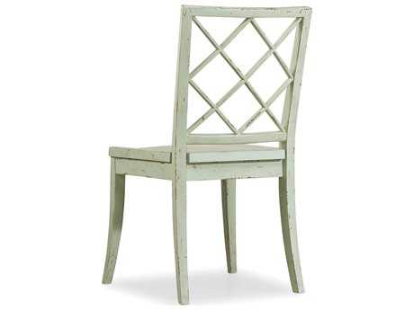 Hooker Furniture Sunset Point X Back St John Blue Dining Side Chair HOO532675310