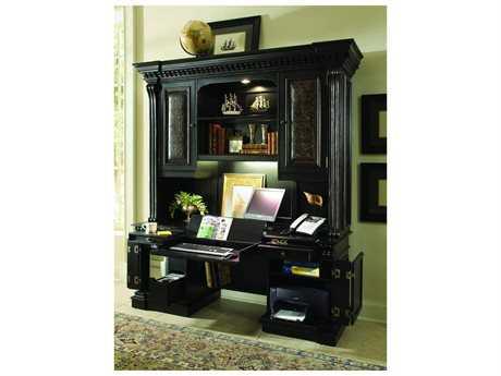 Hooker Furniture Telluride Home Office Set HOO37010464SET