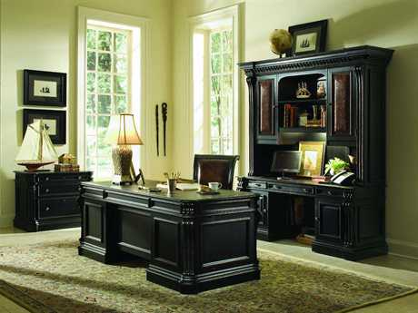 Hooker Furniture Telluride Home Office Set HOO37010563SET