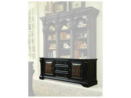 Hooker Furniture Telluride Black with Reddish Brown Bookcase Base HOO37010265