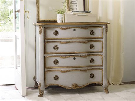Hooker Furniture Gray Lateral File Cabinet