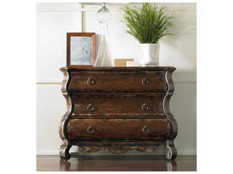 Hooker Furniture Dark Wood 47''W x 19''D Accent Chest
