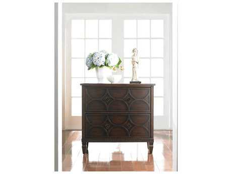 Hooker Furniture Dark Wood 36''W x 17''D Accent Chest