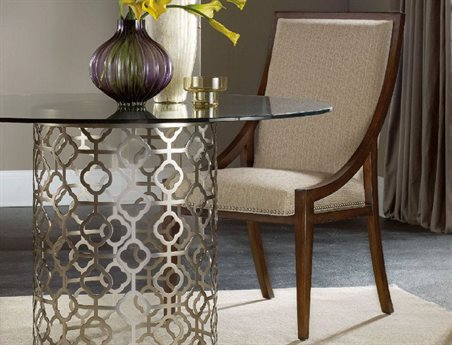 Hooker Furniture Upholsteredless Palisade Dining Side Chair