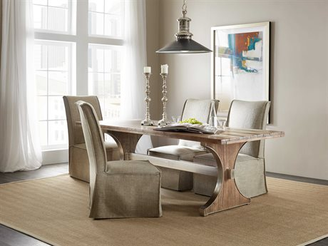 Hooker Furniture The Accent Dining Room Set