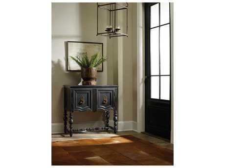 Hooker Furniture Black 36''L x 18''W Rectangular Buffet HOO50050904
