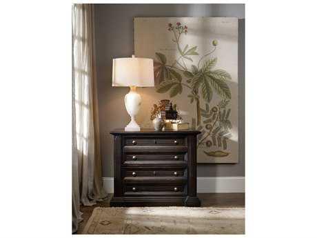 Hooker Furniture Treviso Rich Dark Macchiato Lateral File Cabinet