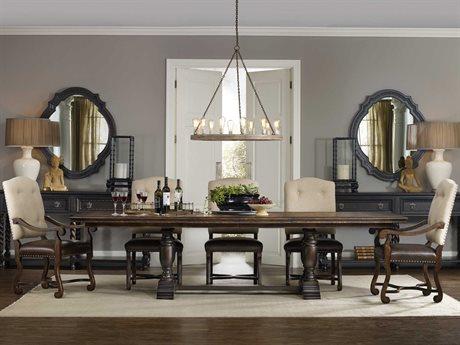 Hooker Furniture Treviso Dining Room Set