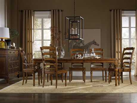 Hooker Furniture Tynecastle Dining Room Set HOO532375200SET