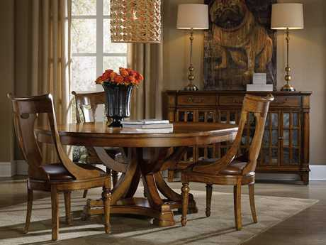 Hooker Furniture Tynecastle Dining Room Set HOO532375206SET