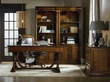 Hooker Furniture Tynecastle Home Office Set HOO532310459SET