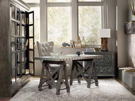 Hooker Furniture Vintage West Home Office Set HOO570010458SET