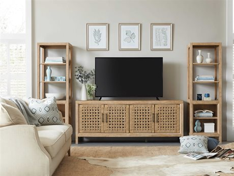 Hooker Furniture Wabi Sabi Entertainment Center HOO604070476MWDSET