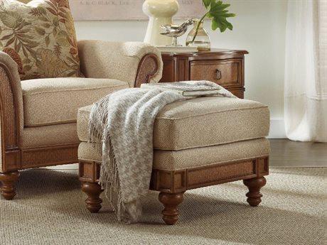 Hooker Furniture Windward Dart Honey Ottoman HOO112552016