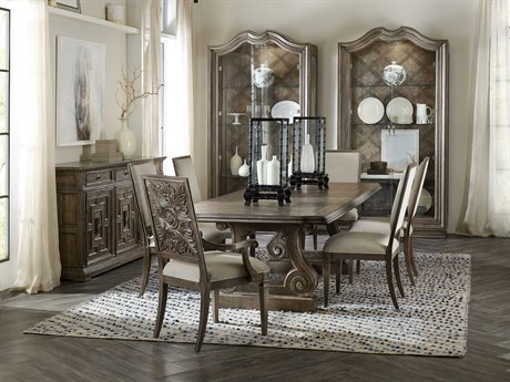 Hooker Furniture Woodlands Dining Room Set
