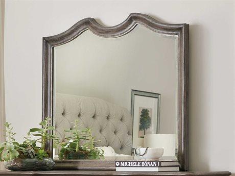 Hooker Furniture Woodlands Medium Wood Dresser Mirror