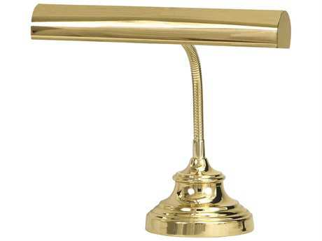 House of Troy Advent Two-Light Piano & Desk Lamp HTAP1440
