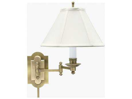 House of Troy Club Swing Arm Light HTCL225