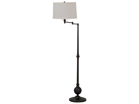 House Of Troy Essex Oil Rubbed Bronze Floor Lamp