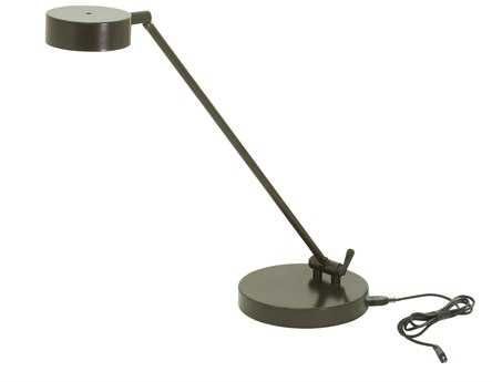 House of Troy Generation Two-Light Adjustable LED Desk Lamp HTG450