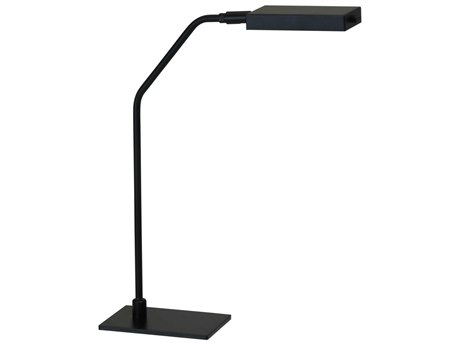 House Of Troy Generation Black LED Table Lamp