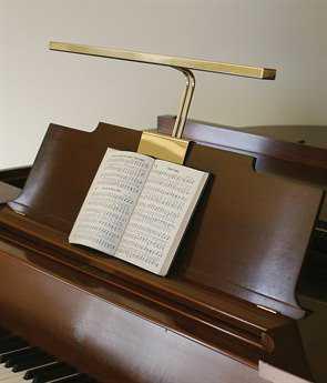 House of Troy Grand LED Piano Lamp HTGPLED26