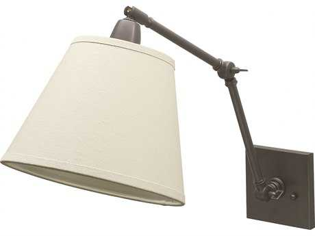 House of Troy Library Swing Arm Light HTDL20