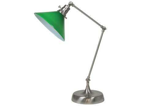 House of Troy Otis Industrial Table Lamp HTOT650SNGR