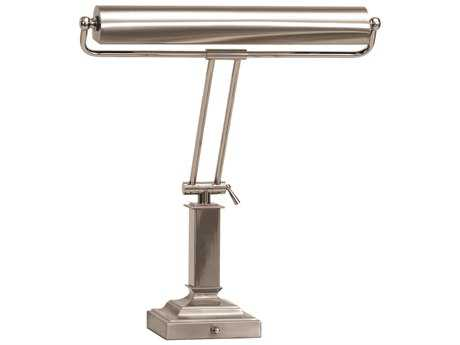 House of Troy Satin Nickel Desk & Piano Lamp HTP15815262
